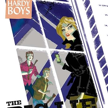 Writers Commentary &#8211 Anthony Del Col Talks Nancy Drew &#038 The Hardy Boys: The Big Lie #2