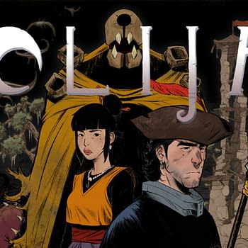 Olija Makes Its Debut During The Devolver Direct Event