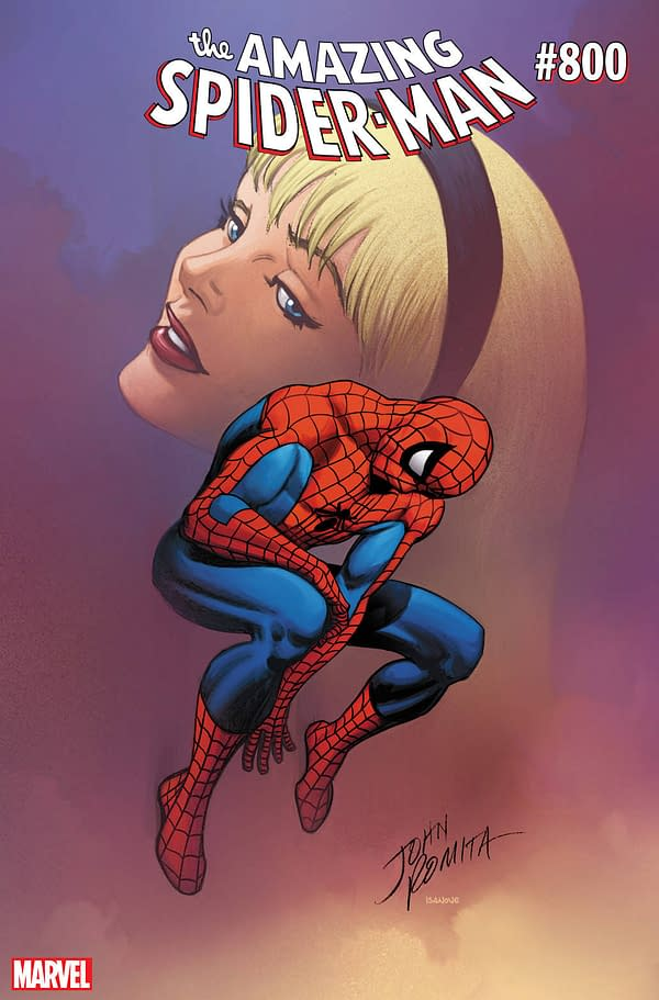 Amazing Spider-Man #800 Covers Utterly Dominate Advance Reorders