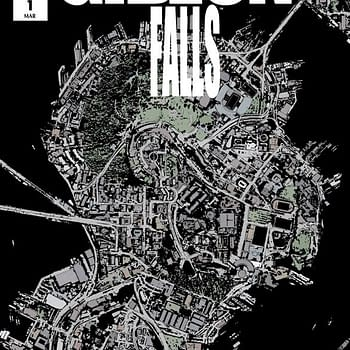 Lemire and Sorrentinos Gideon Falls #1 Gets Badly Needed Second Printing