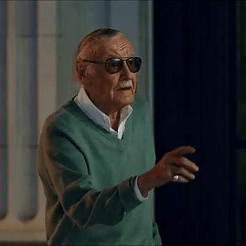 Stan Lee Cameos In Latest Spider-Man: Homecoming/NBA Finals Joint TV Spot