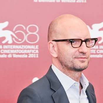 Actor Steven Soderbergh poses at photocall during the 68th Venice Film Festival at Palazzo del Cinema in Venice, September 3, 2011 in Venice, Italy. Editorial credit: Massimiliano Marino / Shutterstock.com
