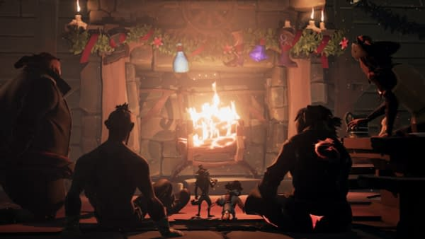 """""""Sea Of Thieves"""" Sets Sail For """"The Festival Of Giving"""""""