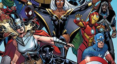 Marvel Champions Vol 2 #13 John Tyler Christopher Trading Card