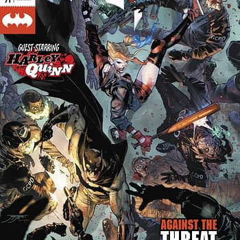 "REVIEW: Batman #91 -- ""The Big Bad Is As Blank A Slate As The Mask On His Face"""