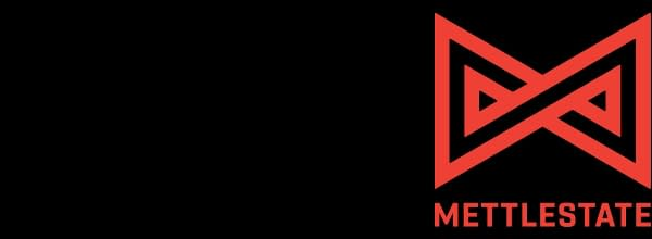Mettlestate Logo - Background 2