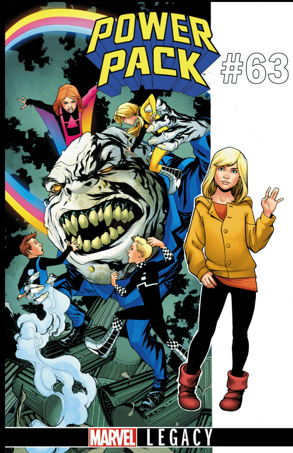You'd Have Gotten An Exiles #125 With Marvel Legacy If It Wasn't for Those Pesky Kids