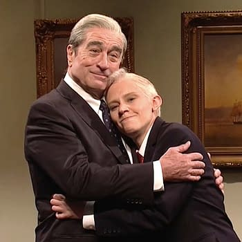 Saturday Night Live: Robert De Niro Considers Mueller Sketches His Civic Duty