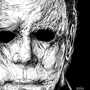 Todd McFarlane Halloween NYCC Poster