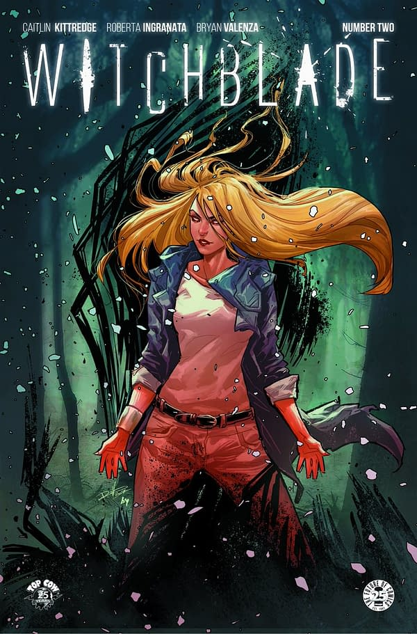 New Darkness, Cyber Force, Aphrodite V To Join New Witchblade In 2018