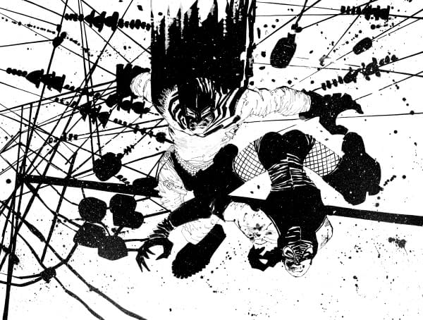 Violent Video Trailer For Frank Miller's Holy Terror
