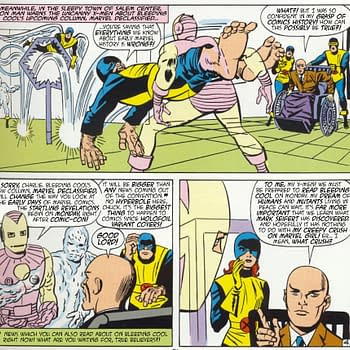 The X-Men Learn Theres Just One More Day Before #MarvelDeclassified Shakes Comic Book History to Its Core