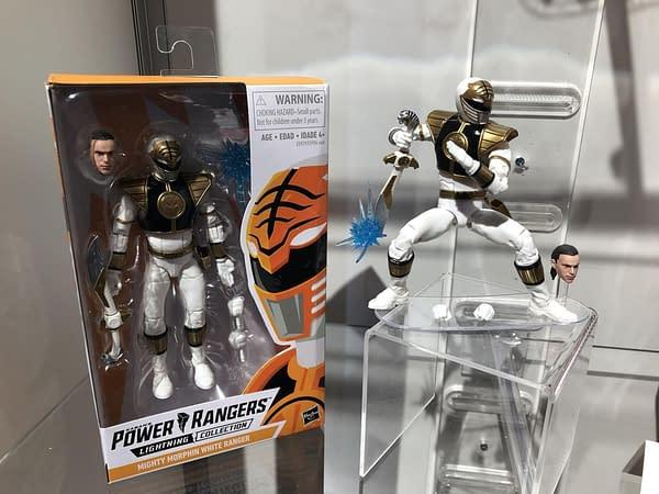 New York Toy Fair: Power Rangers Lightning Collection Looks Amazing