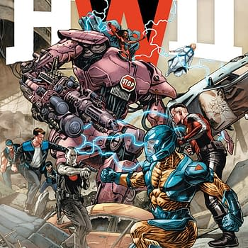 Harbinger Wars II #4 Review: The Showdown of Livewire and X-O Manowar