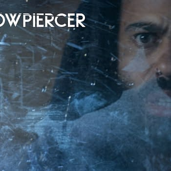 "Here's a look at the second episode of Snowpiercer, ""Prepare to Brace"" (image: TNT)."