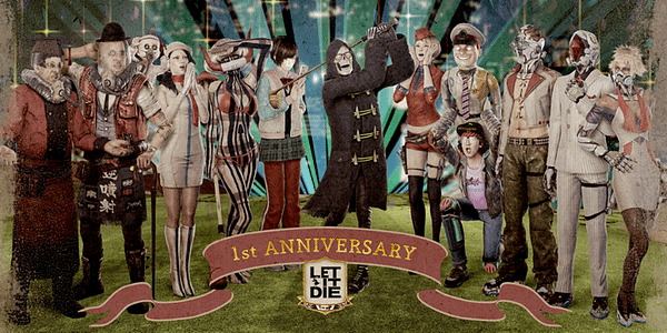 Let It Die Is Getting A World Of Tanks Crossover For It's First Anniversary