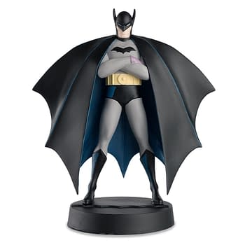 Batman Returns to His Roots in New Eaglemoss Statues