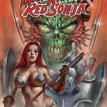 Mars Attacks Red Sonja Launches in Dynamite August 2020 Solicitations