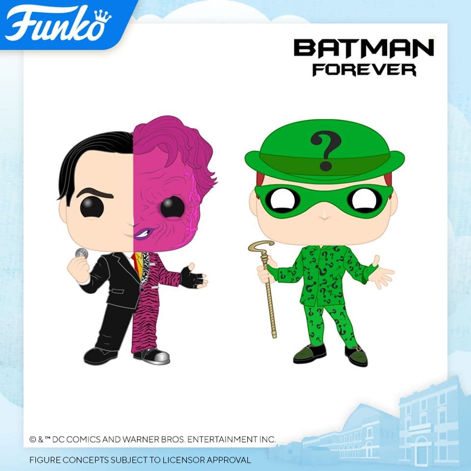 Batman Forever, Returns, and More Revealed at London Toy Fair