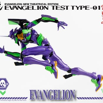 Evangelion Is Getting a Theatrical Edition Figure from Threezero