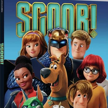 Scoob! Hits 4k Blu-ray On July 21st With Bloopers & Deleted Scenes
