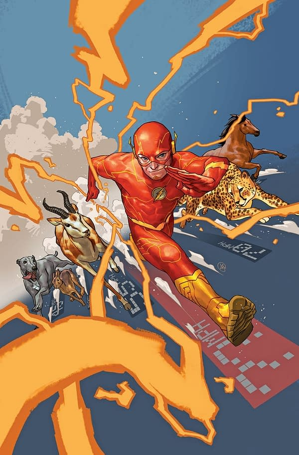 DC Comics to Kill Off The Speed Force in Death of the Speed Force