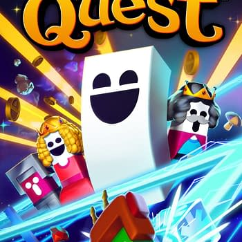Pong Quest main art