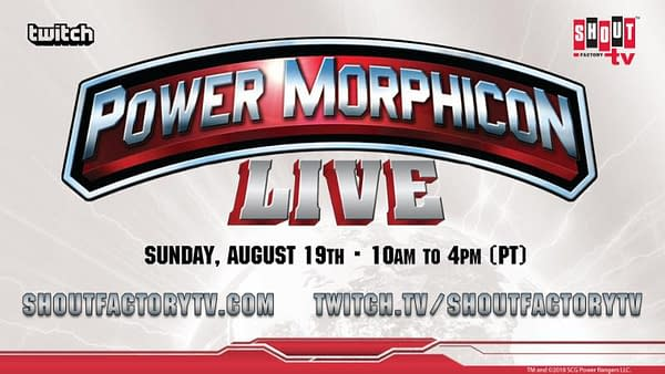 Power Morphicon Live Logo