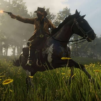 Red Dead Redemption 2 Will Have 200 Different Animals Including 19 Different Horses