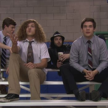 A scene from the first season of Workaholics (Image: Comedy Central).