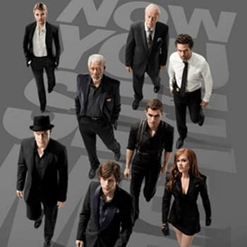 Now You See Me 3 is in development at Lionsgate. Credit Lionsgate