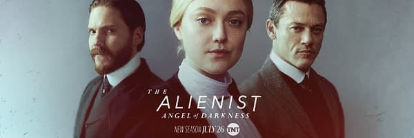 The Alienist: Angel of Darkness premieres July 26, courtesy of TNT.