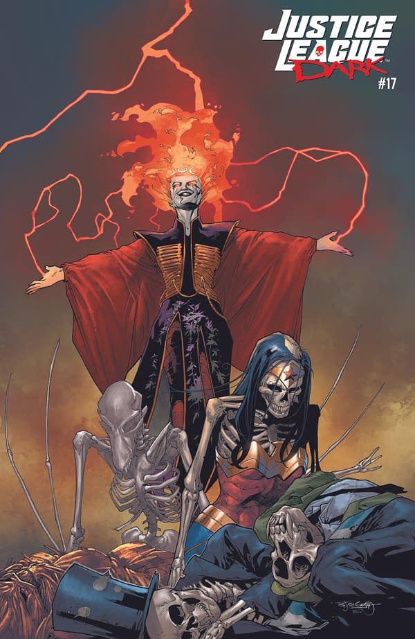 DC Comics Full November 2019 Solicitations