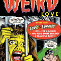 IDW Announces Weird Love Today With A Volley of Valentines Cards