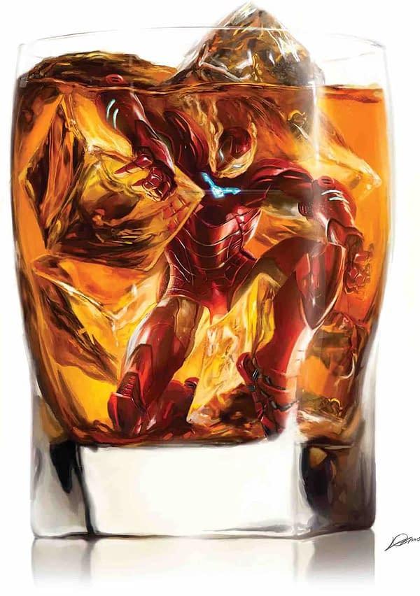 LATE – Tony Stark: Iron Man #8