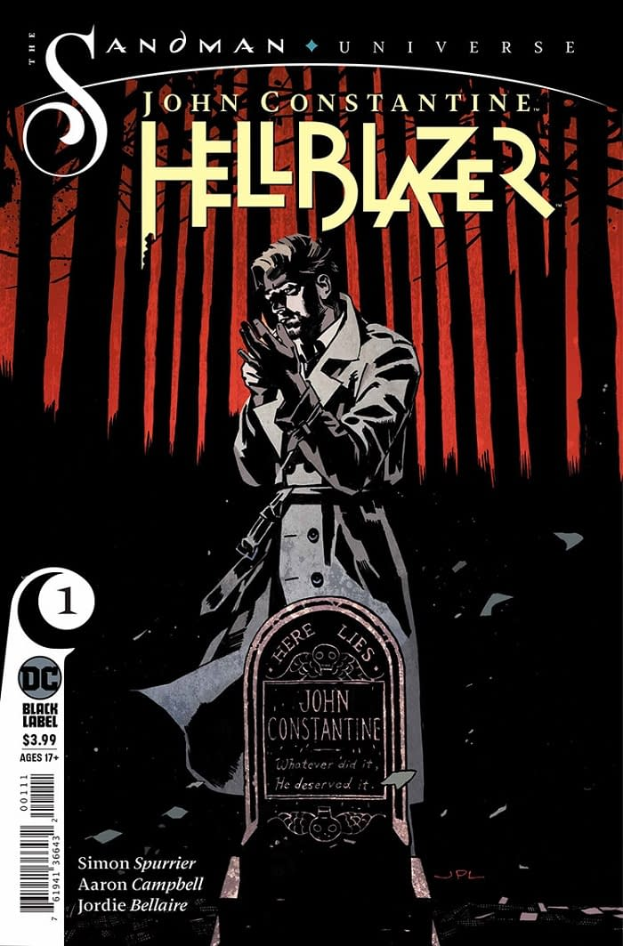 Hellblazer #1 [Preview]