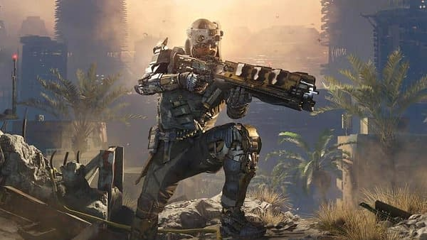 """Call Of Duty: Black Ops 4 is Getting a New Mode Called """"Ambush"""""""