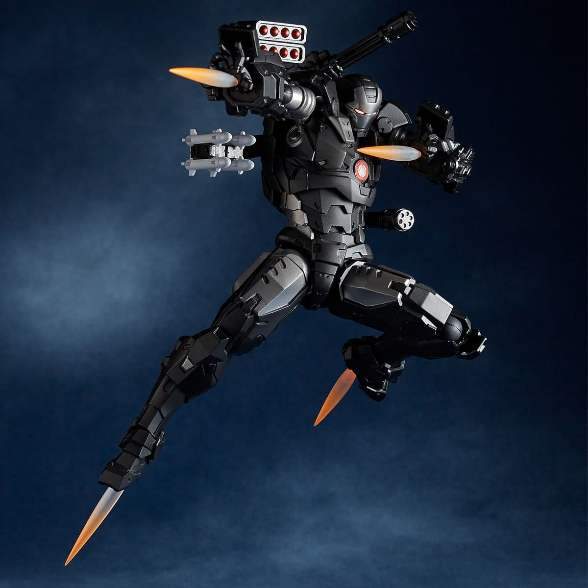 War Machine is a One Man Army with New Revoltech Figure