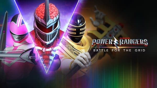 """""""Power Rangers: Battle For The Grid"""" Received New Paid DLC Today"""