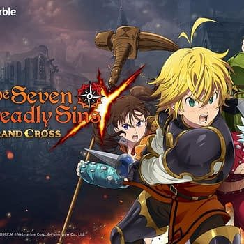 "Netmarble Announces ""The Seven Deadly Sins: Grand Cross"" For 2020"