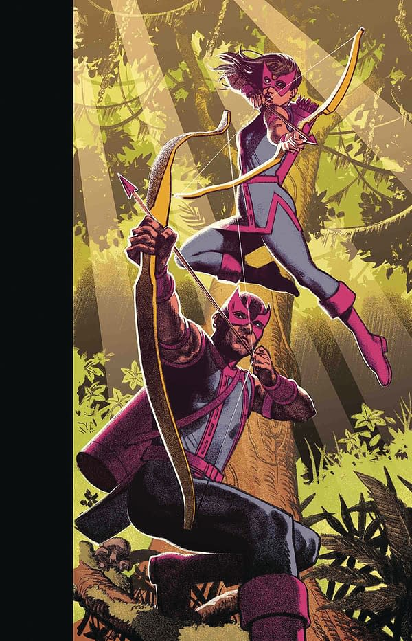 'Generations: Hawkeye & Hawkeye' Sells Out, Goes To Second Printing