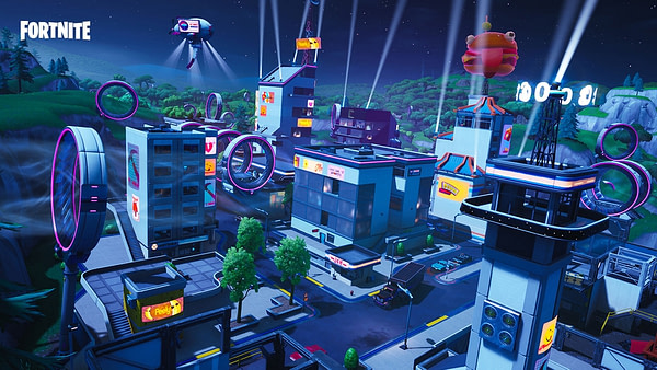 Epic Games has Unleashed Fortnite's Ninth Season Today