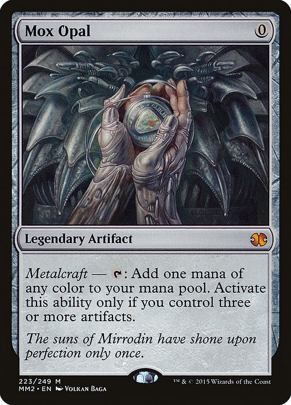 """""""Oko"""", Others Banned from Modern - """"Magic: The Gathering"""""""