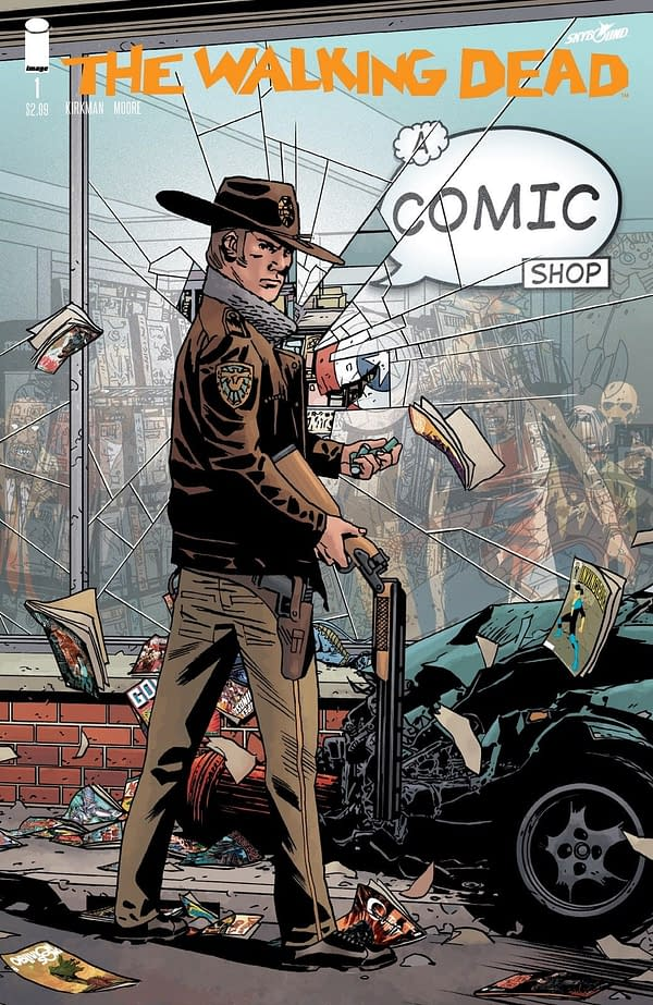 A Comic Show – Welcome to Walking Dead Day