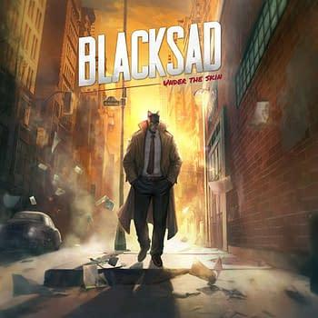 Blacksad: Under the Skin will Release in September
