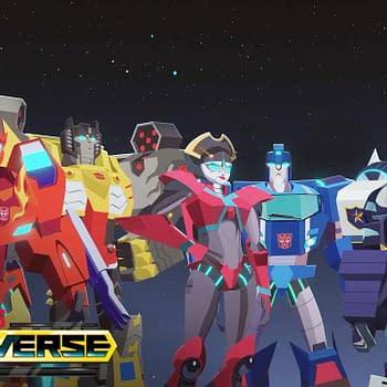Hasbro Reveals the Trailer For Transformers: Cyberverse Season 2