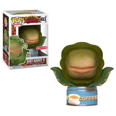 Funko Little Shop of Horrors Baby Audry 2