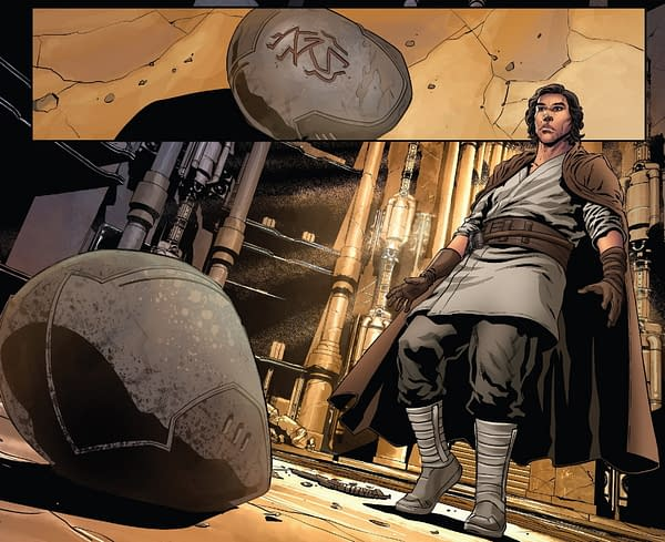 Kylo Ren Gets His Clothing In Star Wars: Rise #3