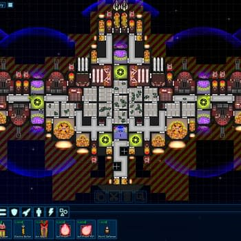 """Building As We Go In """"Cosmoteer"""" At PAX West 2019"""