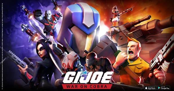 """G.I. Joe: War On Cobra"" Is Giving Away Free Characters"
